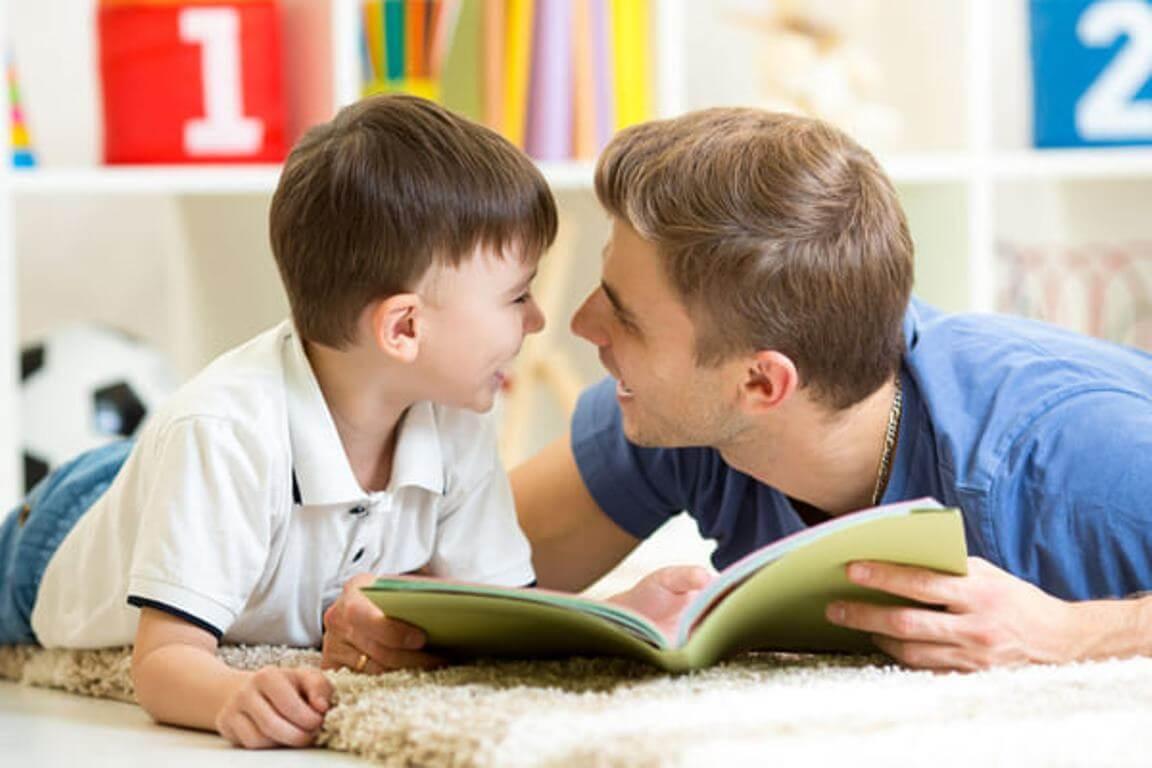 Một số cách dạy trẻ chậm nói hiệu quả tại nhà