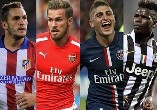 Top 7 tiền vệ trung tâm hay nhất thế giới 2021